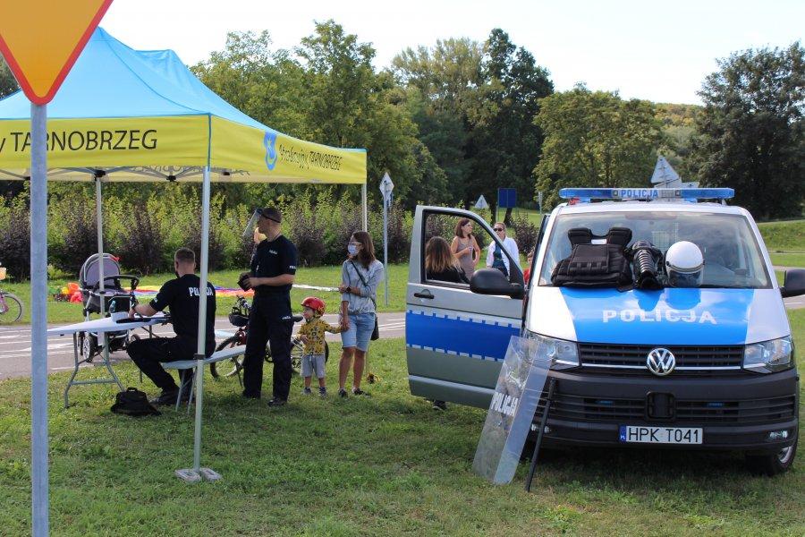Policjant KMP Tarnobrzeg