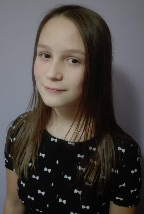 Laureatka etapu wojewódzkiego etapu konkursu, Małgorzata Hyjek.