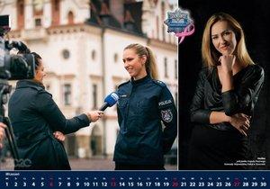 Karty z kalendarza policyjnego